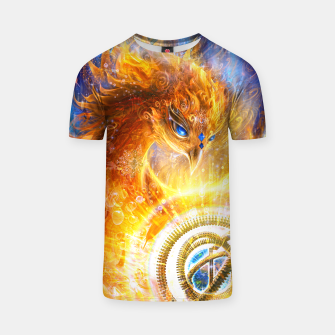 Thumbnail image of The Year of the Phoenix T-shirt, Live Heroes