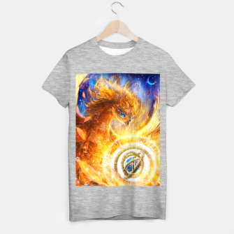 Thumbnail image of The Year of the Phoenix T-shirt regular, Live Heroes