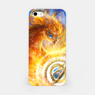 Thumbnail image of The Year of the Phoenix iPhone Case, Live Heroes