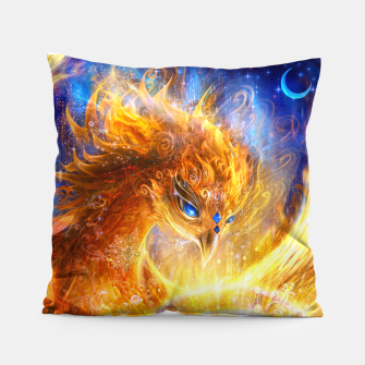 Thumbnail image of The Year of the Phoenix Pillow, Live Heroes