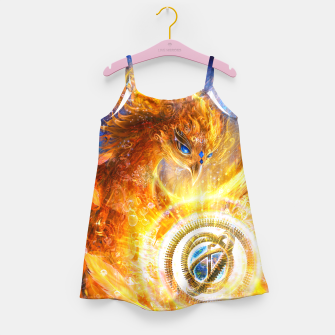 Thumbnail image of The Year of the Phoenix Girl's dress, Live Heroes