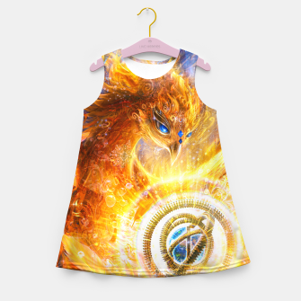 Thumbnail image of The Year of the Phoenix Girl's summer dress, Live Heroes