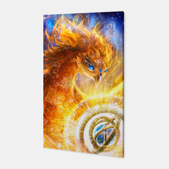Thumbnail image of The Year of the Phoenix Canvas, Live Heroes