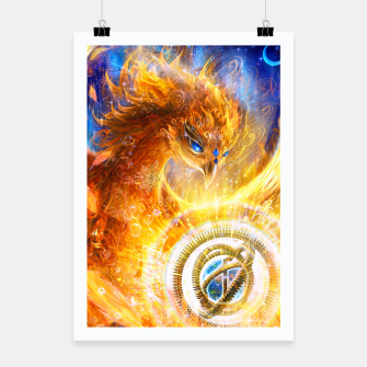 Thumbnail image of The Year of the Phoenix Poster, Live Heroes