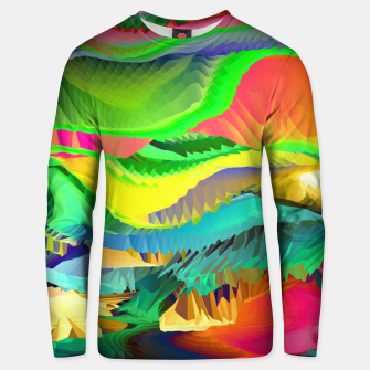 The Landscape of Heaven (LH096) Unisex sweater imagen en miniatura