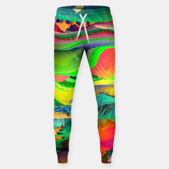 Thumbnail image of The Landscape of Heaven (LH096) Sweatpants, Live Heroes