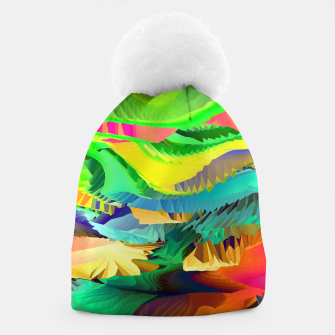 Thumbnail image of The Landscape of Heaven (LH096) Beanie, Live Heroes