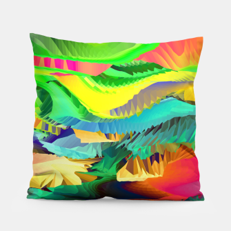 Thumbnail image of The Landscape of Heaven (LH096) Pillow, Live Heroes