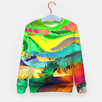 Thumbnail image of The Landscape of Heaven (LH096) Kid's sweater, Live Heroes