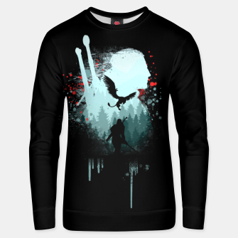 Miniaturka The Witcher Unisex sweater, Live Heroes