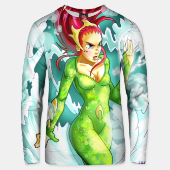 Miniaturka Queen of the sea Unisex sweater, Live Heroes