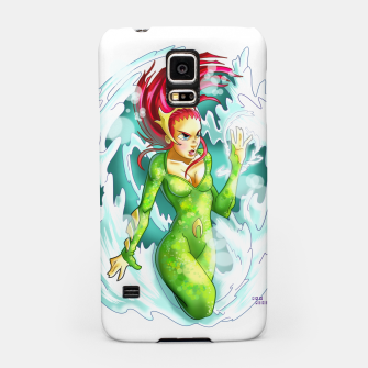 Queen of the sea Samsung Case obraz miniatury