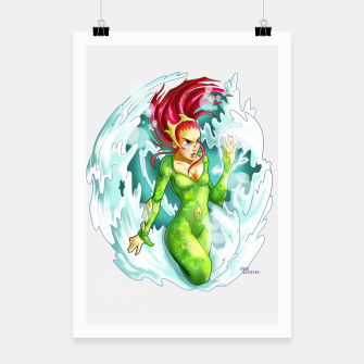 Miniaturka Queen of the sea Poster, Live Heroes
