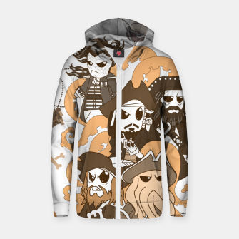 Miniaturka Pirates Tales Zip up hoodie, Live Heroes