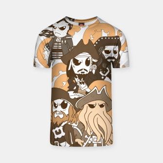 Thumbnail image of Pirates Tales T-shirt, Live Heroes