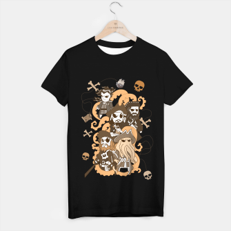 Miniaturka Pirates Tales T-shirt regular, Live Heroes