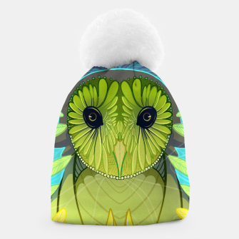Thumbnail image of The Owl Beanie, Live Heroes