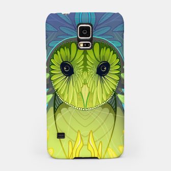 Thumbnail image of The Owl Samsung Case, Live Heroes
