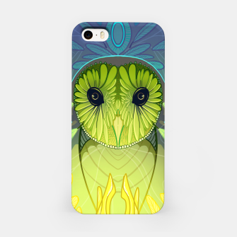 Miniatur The Owl iPhone Case, Live Heroes