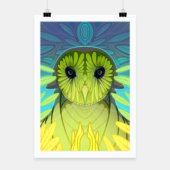 Thumbnail image of The Owl Poster, Live Heroes