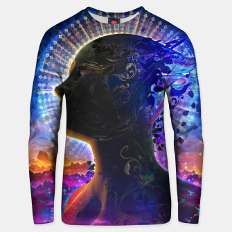 Thumbnail image of Self awareness Unisex sweater, Live Heroes
