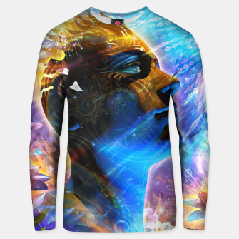 Thumbnail image of In Bloom Unisex sweater, Live Heroes