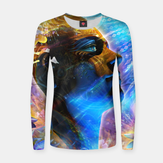 Thumbnail image of In Bloom Women sweater, Live Heroes