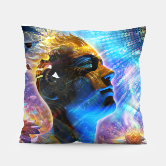 Thumbnail image of In Bloom Pillow, Live Heroes