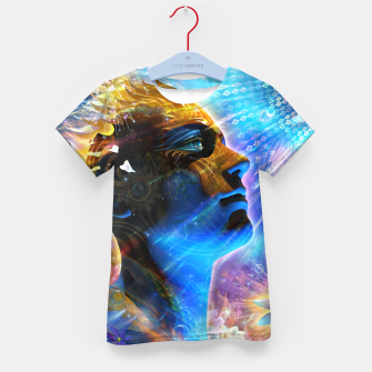 Thumbnail image of In Bloom Kid's t-shirt, Live Heroes