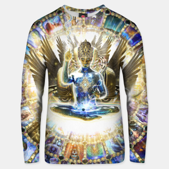 Miniaturka Visions of ascension Unisex sweater, Live Heroes
