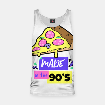 Thumbnail image of Made in the 90's Tank Top, Live Heroes