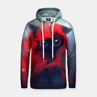 Thumbnail image of Red riding Cat Hoodie, Live Heroes