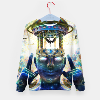 Thumbnail image of Arise Kid's sweater, Live Heroes