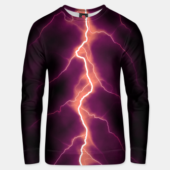 Thumbnail image of Natural Forked Lightning - 01 Unisex sweater, Live Heroes