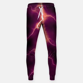 Thumbnail image of Natural Forked Lightning - 01 Sweatpants, Live Heroes