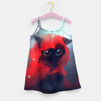 Thumbnail image of Red riding Cat Girl's dress, Live Heroes