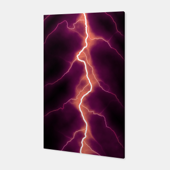 Thumbnail image of Natural Forked Lightning - 01 Canvas, Live Heroes