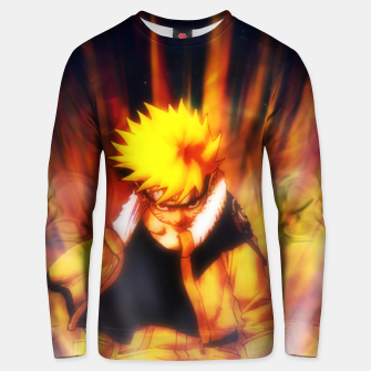 Miniatur Naruto Unisex sweater, Live Heroes