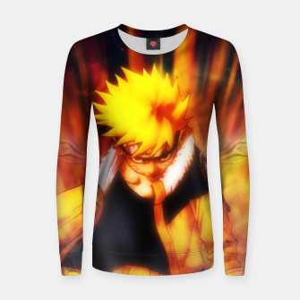 Thumbnail image of Naruto Women sweater, Live Heroes
