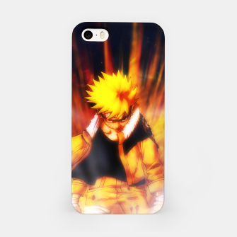 Miniatur Naruto iPhone Case, Live Heroes