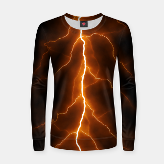 Thumbnail image of Natural Forked Lightning - 02 Women sweater, Live Heroes