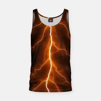Thumbnail image of Natural Forked Lightning - 02 Tank Top, Live Heroes