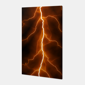 Thumbnail image of Natural Forked Lightning - 02 Canvas, Live Heroes