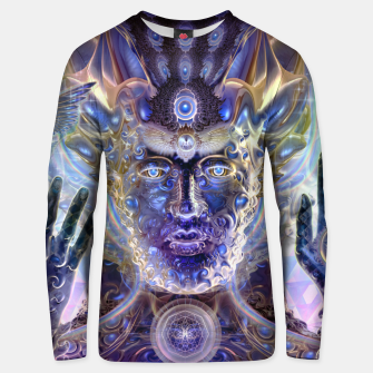 Thumbnail image of Divination Unisex sweater, Live Heroes