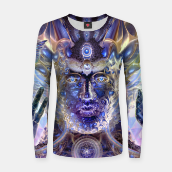 Thumbnail image of Divination Women sweater, Live Heroes