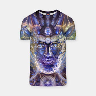 Thumbnail image of Divination T-shirt, Live Heroes