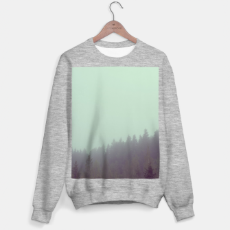 Miniatur Foggy morning Sweater regular, Live Heroes
