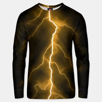 Thumbnail image of Natural Forked Lightning - 03 Unisex sweater, Live Heroes