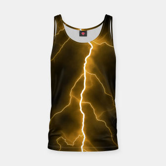 Thumbnail image of Natural Forked Lightning - 03 Tank Top, Live Heroes