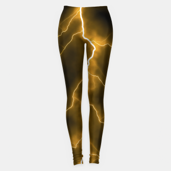 Thumbnail image of Natural Forked Lightning - 03 Leggings, Live Heroes